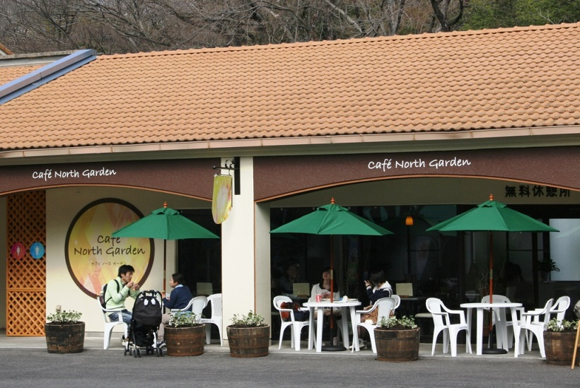 Café North Garden(カフェ ノースガーデン)グランドオープン!