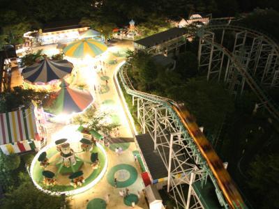 Night遊園地を開催します
