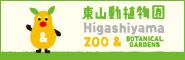 東山動植物園のサイトはこちらをクリック