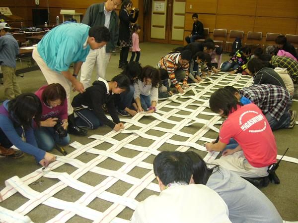 オランウータンのための吊り橋プロジェクトin東山動物園
